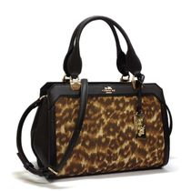 【即発】COACH MADISON OCELOT  2way ハンドバッグ  32681-LIMTI
