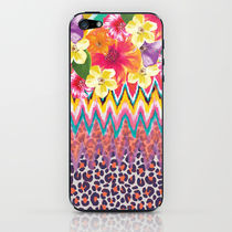 【海外限定】society6♥Grow iPhoneシール