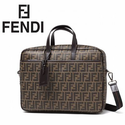'14秋冬新作 ☆FENDI☆ ZUCCA Business Bag(2way)♪