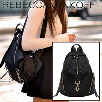 Rebecca Minkoff♡Julian Backpack ブラック