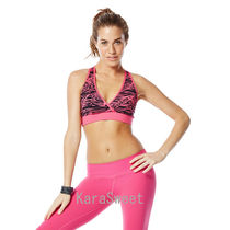☆ZUMBA・ズンバ☆Geo Mid-Level V Bra FC