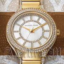 ★新作★Michael Kors Kerry Gold Tone Womens Watch MK3312