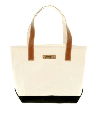 ASOS トートバッグ Matt & Nat Canvas Shopper Bag(2)