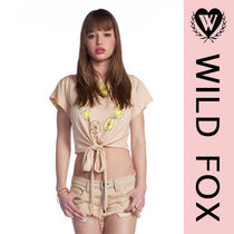 送料込即日発送/WILD FOX/YELLOWSTONE - COWGIRL T・GHSTN/S