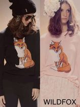 【WILDFOX】選べる2色Wildfox Couture Red Fox 70s Mini Sweater