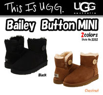 【100%正規品★関税返金有り】UGG Bailey Button Mini 2colors