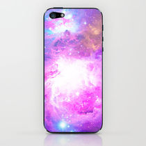 【海外限定】society6♥Galaxy Stars iPhoneシール