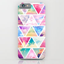 【海外限定】society6★Sky Abstract iPhoneケース