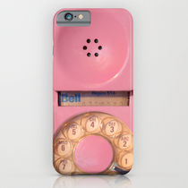 【海外限定】society6★Pink Hotline iPhoneケース