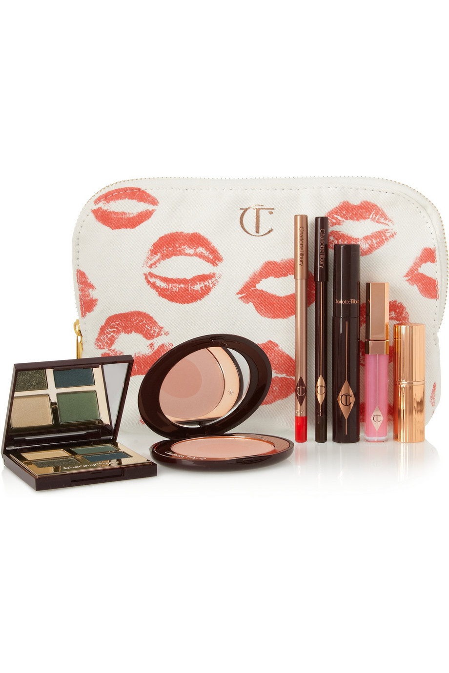 Charlotte Tilbury☆The Rebel☆豪華メイクアップ7点セット☆