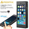 即発送 iPhone6 ケース RGBMIX X-Fitted  Privacy Protector-BK
