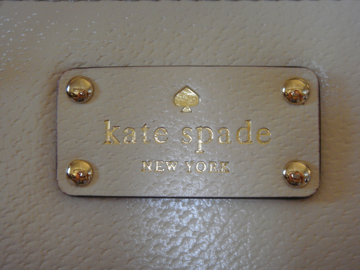 即発!★Kate Spade★Wellesley Small Rachelle★クリーム