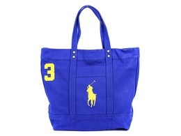 人気 Polo Ralph Lauren Big Pony Tote トート  405517324 004