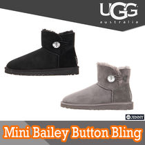 ★新モデル★UGG Bailey Button Mini Bling 2Colors