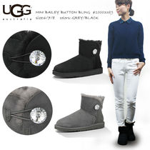 UGG[アグ]MINI BAILEY BUTTON BLING #1003889 ブーツ