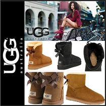 【大人気】UGG Australia Bailey Bow Mini 1005062【国内発送】