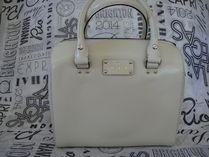 Kate Spade★Wellesley Alessa★2-Way Bag★オフホワイト