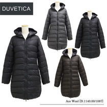 【DUVETICA】Ace Wool ダウン コート[D.1140.00/1087]