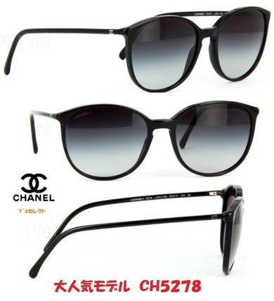 Super popular Chanel sunglasses CHANEL CH5278 C501 black