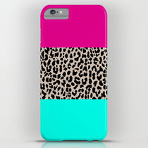 Society6 ケース Leopard National Flag by M Studio