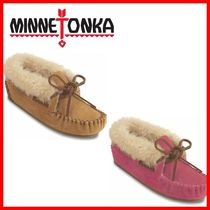【MINNETONKA】 Charley Bootie モカシン大人も履ける