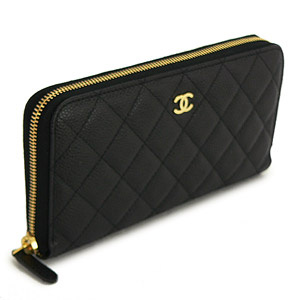 Classic matelasse caviar wallet cannot wait for CHANEL bonus