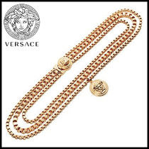 EXPRESS配送!入手困難!Versace - Triple Necklace with Medusa