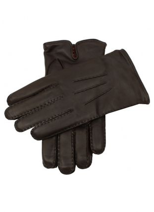 Multicolour stock DENTS cashmere lined leather glove