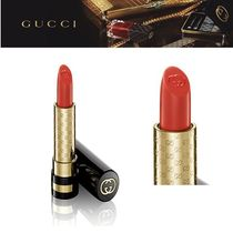 日本未発売【Gucci】コスメ  Audacious Color-Intense Lipstick