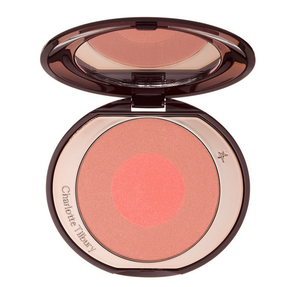 【C Tilbury】Cheek to Chic' Swish & Pop Blush -ECSTASY-