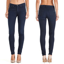 国内在庫有・送料無料 rag & bone The Skinny-Distressed Navy
