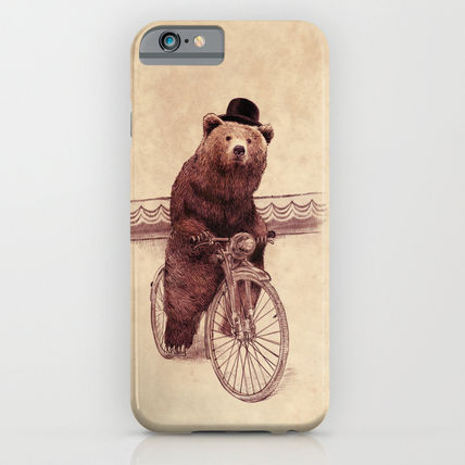 Society6 iPhone・スマホケース Society6 ケース Barnabus by Eric Fan