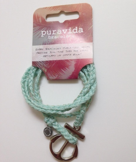 ☆Pura Vida☆サーファー、セレブ愛用♪SILVER ANCHOR Seaform
