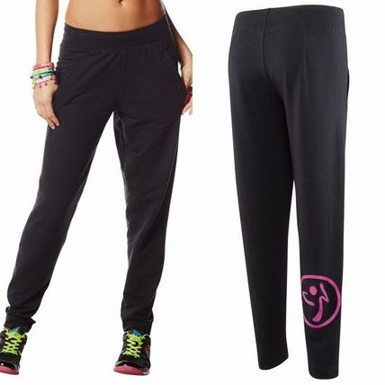 ☆ZUMBA・ズンバ☆Be Boldly You Sweat Pants BK