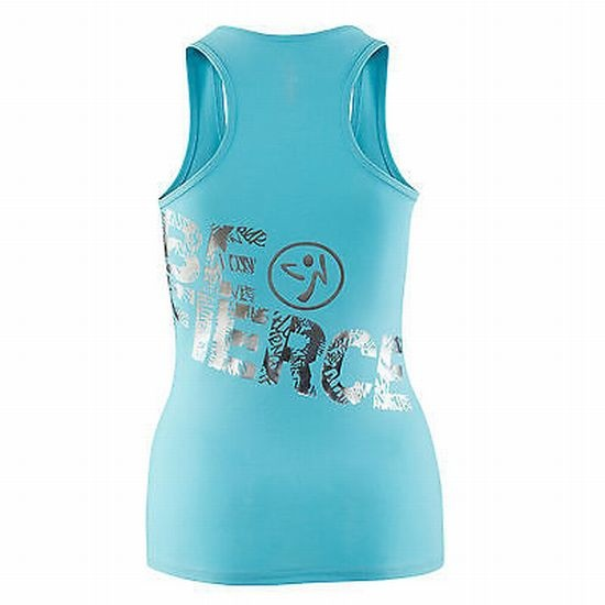 ☆ZUMBA・ズンバ☆Be Fiercely You Raceerback BL
