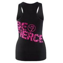 ☆ZUMBA・ズンバ☆Be Fiercely You Raceerback BK