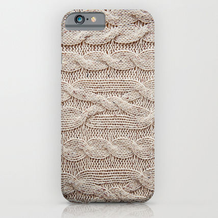 Society6 iPhone・スマホケース Society6 ケース sweater by Shannonblue