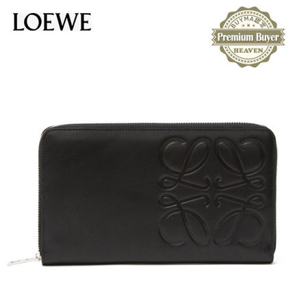 新作入荷┃LOEWE┃GIANT ZIP AROUND WALLET┃106.54.I41