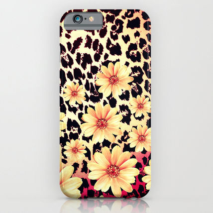 Society6 iPhone・スマホケース Society6 ケース Wild Flowers - for Iphone