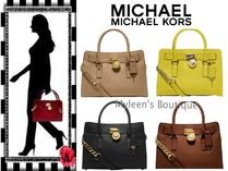 今だけ価格★Michael Kors★Hamilton East West Satchel