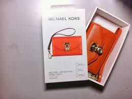 MICHAEL Michael Kors Clutch iPhone Wallet Case