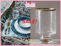 全品最安値保障&送料込 【Anthro】Georgette Glassware Gold