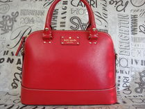 即発!★Kate Spade★Wellesley Small Rachelle★赤色