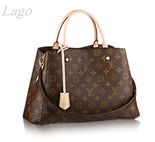 【人気☆】LouisVuitton♪2WAYバッグ Montaigne MM♪M41056♪