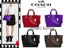 最新作★大特価セール★COACH★LEATHER CROSBY CARRYALL