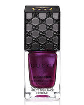 "【日本未上陸】""Gucci"" High-Gloss Lacquer, Absolute Purple"