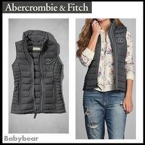 Abercrombie & Fitch【アバクロ】Parker Puffer Vest 送料込み