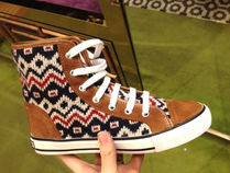 70%OFF ☆Tory Burch セーターシューズNOAH HIGH TOP