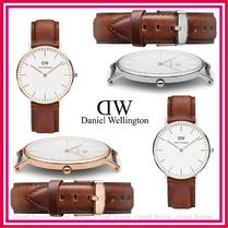 送料関税込☆Daniel Wellington 36mm Classic St Andrews♪国発