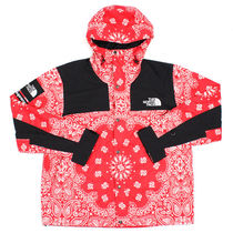 Supreme x North Face Bandana Mountain Parka 赤 サイズ Medium